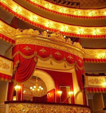 Билеты царская ложа большой театр концерт obladaet в москве купить билеты